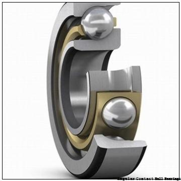 2.5 Inch | 63.5 Millimeter x 3 Inch | 76.2 Millimeter x 0.25 Inch | 6.35 Millimeter  RBC BEARINGS KA025XP0  Angular Contact Ball Bearings