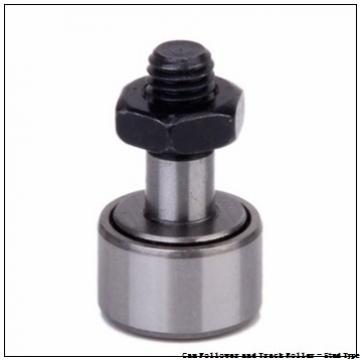 IKO CR12UUR  Cam Follower and Track Roller - Stud Type