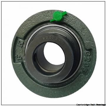 QM INDUSTRIES QMMC20J312SB  Cartridge Unit Bearings