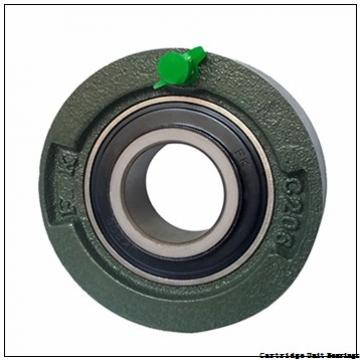 QM INDUSTRIES QMMC10J115SEB  Cartridge Unit Bearings